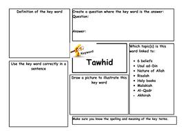 Key-Word-Revision-Mats-Muslim-beliefs-5.docx