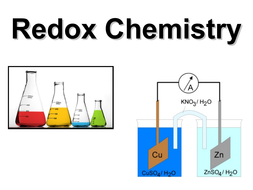 A level Chemistry - Redox Chemistry & Electrochemical Cells