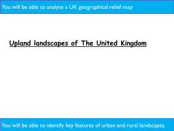 Rivers and Coasts OCR Living In The UK bundle