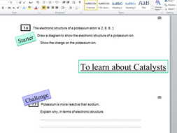 c6 aqa all lessons Triology