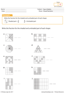 Visual Fractions 3