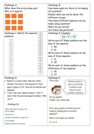 Year 5 Block 4 White Rose Mastery Multiplication and Division Lesson 5 Square Numbers