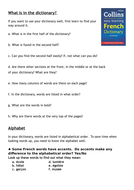 French Dictionary Skills worksheet by smitha1 - Teaching Resources ...