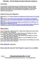 Find-the-Missing-Number-Subtraction-Sentences-KS1-Arithmetic.pdf