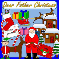 Dear father christmas story resource pack letter writing dear father christmasg spiritdancerdesigns Gallery