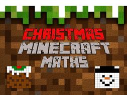 Christmas-Minecraft-Maths-TES.pptx