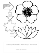 Option-6---A4---Simple-Flower-Themed-Worksheet-(not-editable).pdf