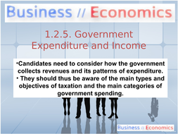powerpoint presentations for aqa gcse economics unit 12 by