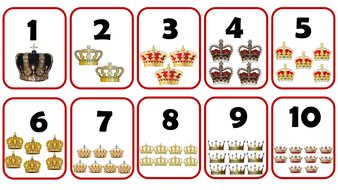 number cards 1 10 by gabbybalogh teaching resources tes