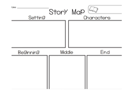 Story map template by ventori teaching resources tes story map 9cx maxwellsz
