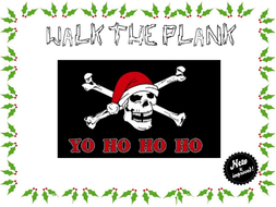 WALK-THE-PLANK-pirate-game-(Xmas).pptx