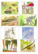 Year 2 English/ Literacy 1 week of Enormous Crocodile by Roald Dahl (Take One Book)