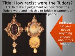 racism in elizabethan england