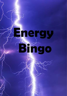 Physics Bingo: Energy