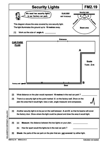 Functional Maths Level 2 Part 7