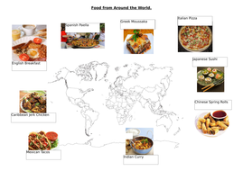 Food-from-Around-the-World.docx