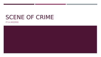 CRIME-SCENE.pptx