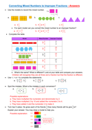 Convert-Mixed-Number-to-Improper-Fraction-1-Answers.pdf