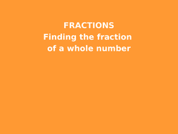 fractions-of-a-number.ppt
