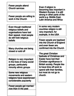 Dialogue within and between religious and non-religious belief (lesson 6)- OCR (J625/06–10)