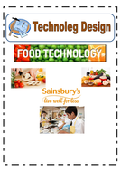 DT Project - Food Technology - Pitta Bread Pizza and Cookies