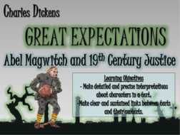 magwitch great expectations