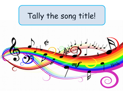 Tally-the-song-title!.pptx