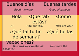 Door sign with phrases for greetings and goodbyes in spanish by door sign with phrases for greetings and goodbyes in spanish m4hsunfo