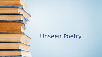 Unseen-Poetry.pptx
