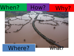 How is the river Severn managed? Theme 1