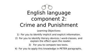 Wjec Eduqas English Language Component 2 By Frankiejones100