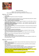 Tuck Shop Business Project - 6 Lessons +