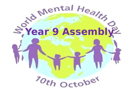 World Mental Health Day Assembly