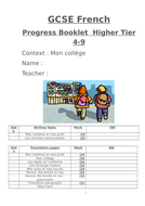 GCSE Workbook - Le college