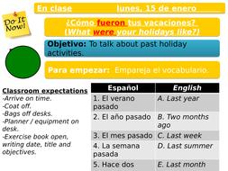 GCSE Viva: Módulo 1 - ¡Destino Barcelona!