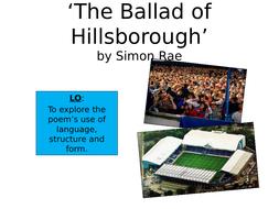 Ballad of Hillsborough