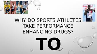 Performance Enhancing Drugs AQA