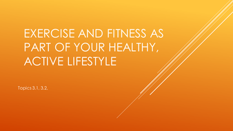 Exercise-and-Fitness-as-part-of-your-healthy.pptx
