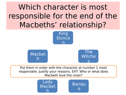 Improving assessment about the relationship of the Macbeths