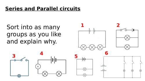 Series and Parallel KS3