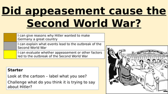 Did-appeasement-cause-the-Second-World-War.pptx