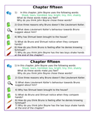 KS2 - Year 6 - SATs- Teaching of Reading - Boy in Striped Pyjamas - Chapter 15