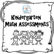 Kindergarten Math Assessment by Little_Tots_Learning | Teaching ...
