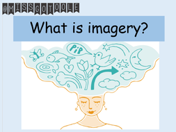 Understanding Imagery Lesson