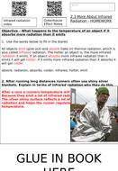 More On Infrared Radiation Homework