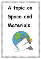Space loops of learning - space teddies - space and materials link