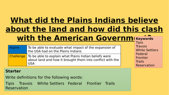 What-the-Plains-Indians-believe-about-the-land.pptx