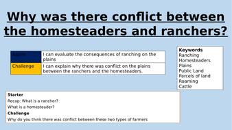 Why-was-there-conflict-between-the-homesteaders-and.pptx