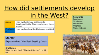 How-did-settlements-develop-in-the-West.pptx