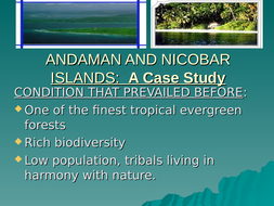 This resource explains Resource Conservation and management.